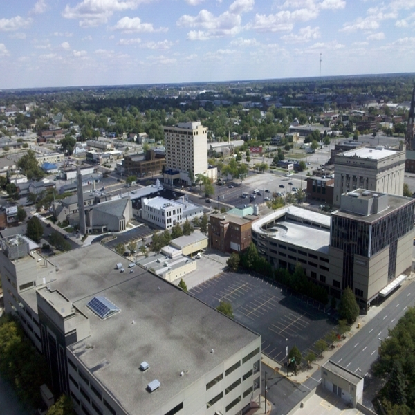 Fort Wayne Site of the Day