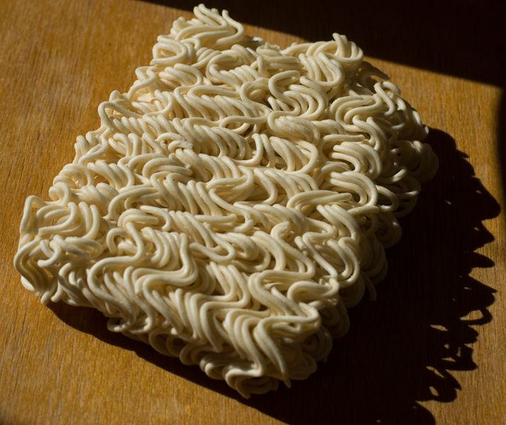 The Ramen Noodle Diet