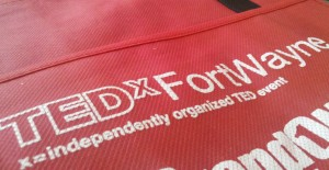 TEDx Fort Wayne Swag Bag