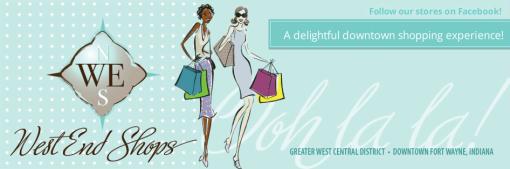 West End Shops of Fort Wayne website
