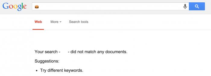 google-no-emoji