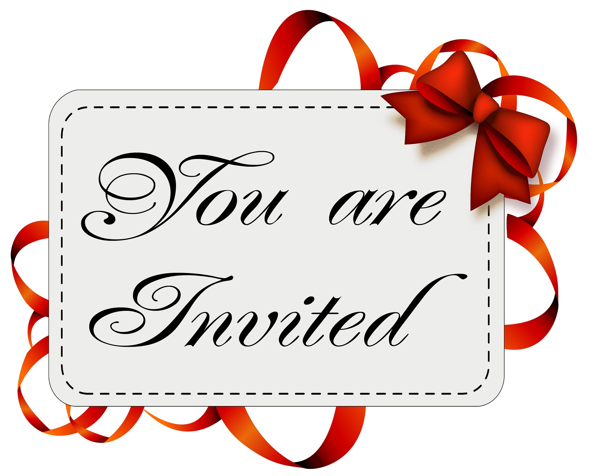 Did You Remember The Invitations?